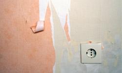 tapetenreste entfernen schnell und einfach mit tapezierwerkzeug. Black Bedroom Furniture Sets. Home Design Ideas